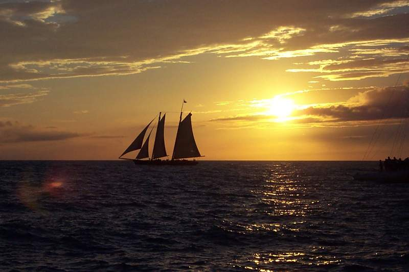 Key West Sunset 0780